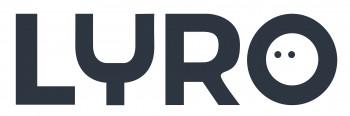 Logo for LYRO Robotics