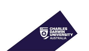 Logo for Charles Darwin University (CDU)