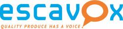 Logo for escavox