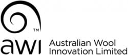 Logo for Australian Wool Innovation (AWI)