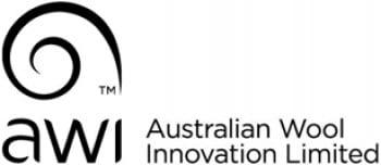 Logo for Australian Wool Innovation (AWI)