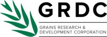 Logo for Grains Research and Development Corporation (GRDC)