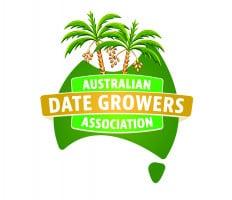 Logo for Australian Date Growers Association (ADGA)