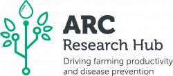 Logo for The ARC Research Hub for Driving Farming Productivity and Disease Prevention
