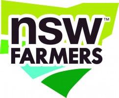 Logo for New South Wales Farmers' Association (NSW Farmers)