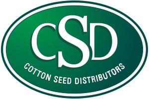 Logo for Cotton Seed Distributors (CSD)