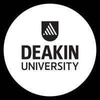 Logo for Deakin University