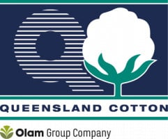 Logo for Queensland Cotton