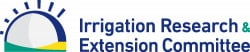 Logo for Irrigation Research and Extension Committee (IREC)