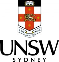 Logo for University of New South Wales (UNSW)