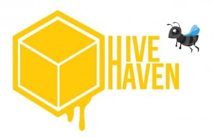 Logo for Hive Haven