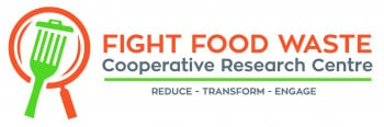 Logo for Fight Food Waste Cooperative Research Centre (Fight Food Waste CRC)
