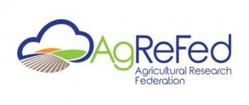 Logo for Agricultural Research Federation (AgReFed)