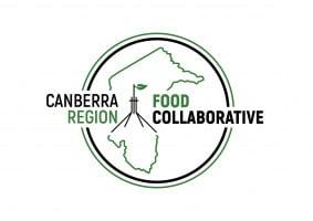 Logo for Canberra Region Food Collaborative (CRFC)