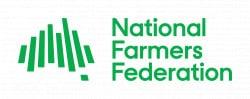 Logo for National Farmers' Federation (NFF)