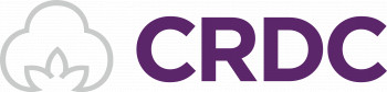 Logo for Cotton Research and Development Corporation (CRDC)