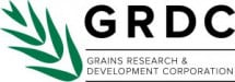 Logo for Grains Research & Development Corporation