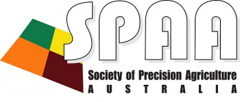Logo for Society of Precision Agriculture Australia (SPAA)