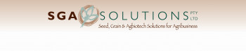 Logo for SGA Solutions