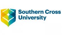 Logo for Southern Cross University (SCU)