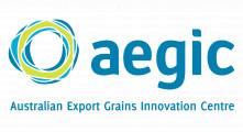 Logo for Australian Export Grains Innovation Centre (AEGIC)