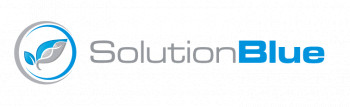 Logo for Solution Blue