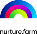 Logo for nurture.farm