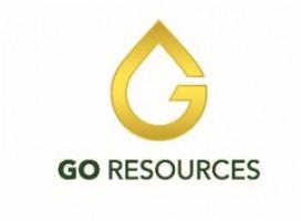 Logo for GO Resources